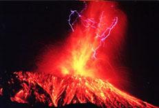 研究対象火山