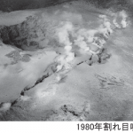 1980年割れ目噴火