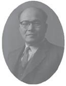 佐々憲三教授.
